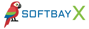SoftBayX web Logo